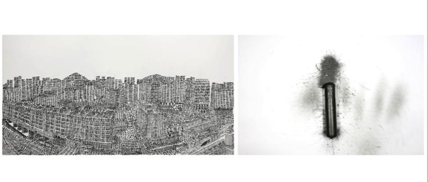 The Fading Piece (2014, Jess Lau)
